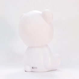 veilleuse ours de dos