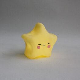 Veilleuse étoile éclairé