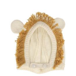 Bonnet lion Meri Meri