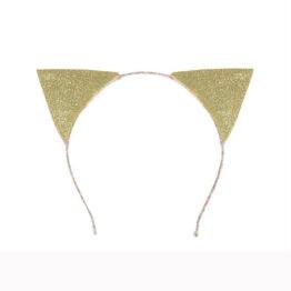 serre-tête oreilles de chat glitter