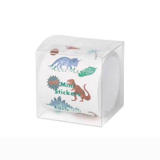 500 stickers dinosaure