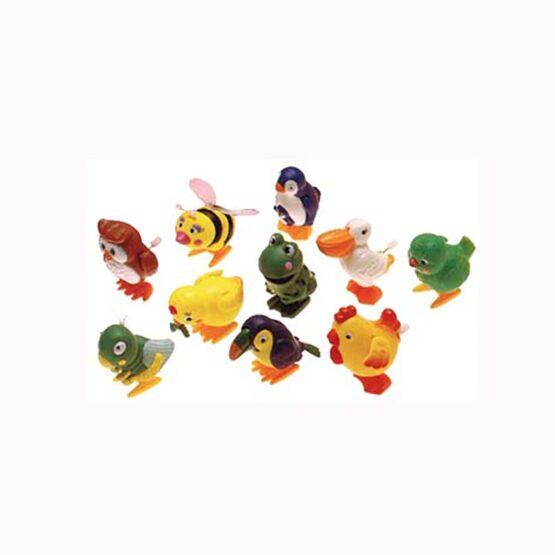 animaux en plastique à remonter