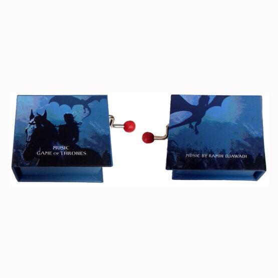 Boîte à musique Game of thrones Protocol