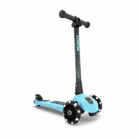 Trptinette 3 roue - Highwaykickbleu myrtille