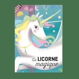 livre licorne
