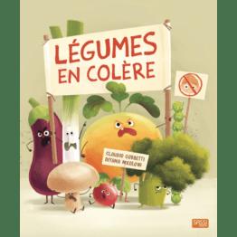 livre sur les légumes