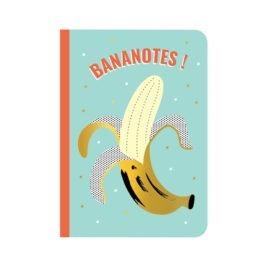 petit carnet banane