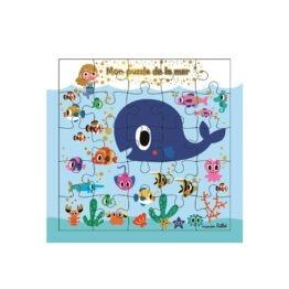 carte puzzle mer