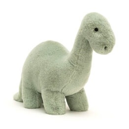 Doudou Brontosaurus Fossilly