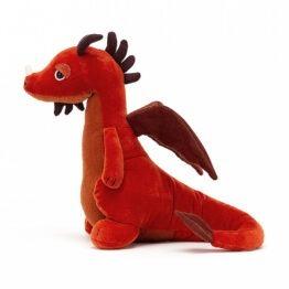 Doudou Dragon Paprika