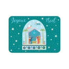 Carte Postale - Crèche de Noël