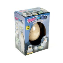 éclosion œuf pingouin