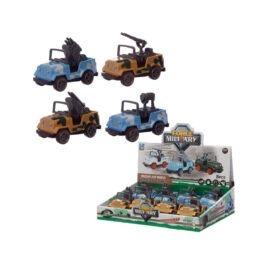 jeep a pousser