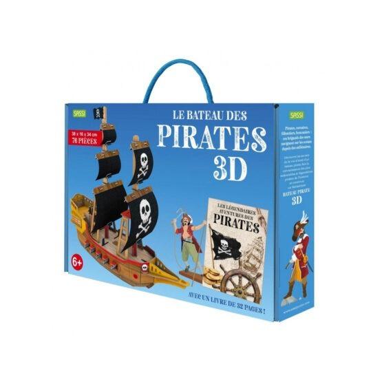 SASSI maquette aventure pirates