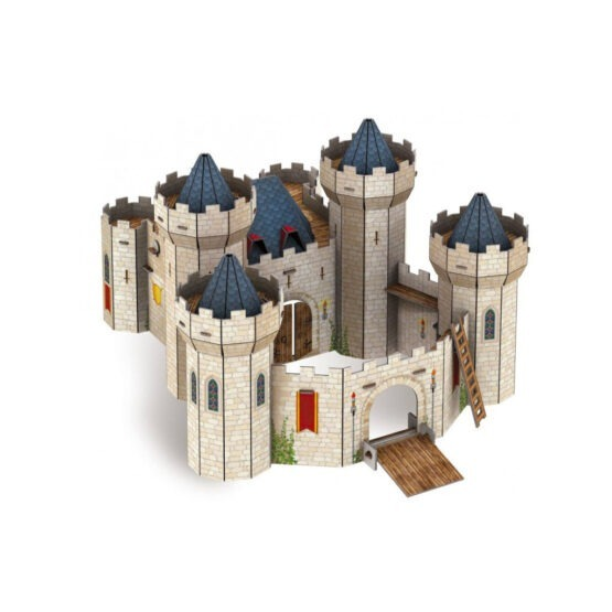SASSI maquette chateau fort