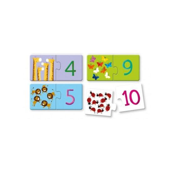 SASSI puzzle chiffres
