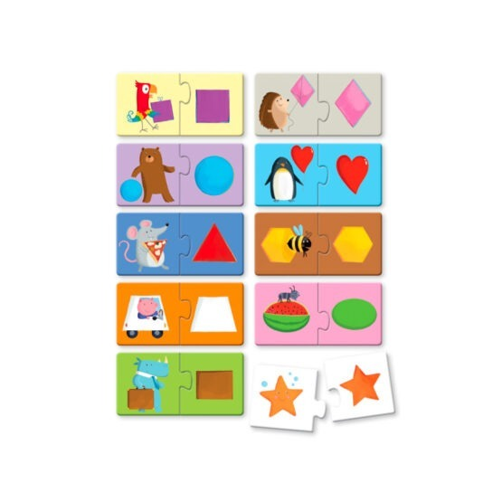 SASSI puzzle formes